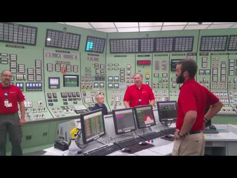 Prairie Island Nuclear Power Plant (Red Wing, MN) Control Room Simulator