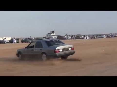 رياضة القيادة البهلوانية الاستعراضية للسيارات - موريتانيا