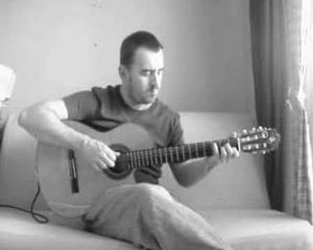 EMINEM - Cleaning out my closet- fingerstyle by soymartino