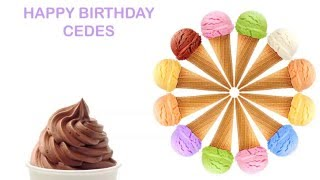 Cedes   Ice Cream & Helado