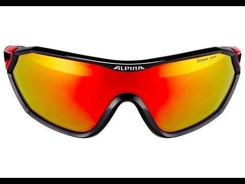 Мега очки Alpina S WAY CM+ (Распаковка)