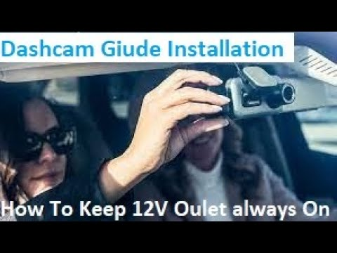 Complete Guide Installation Dual Dash, Power Outlet Always On, Very Useful Tricks,  Part 1(2)