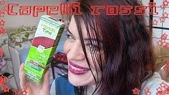 Capelli rossi fuoco con la tinta Herbal Time??? Proviamola insieme!