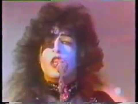 KISS Detroit Rock City (Music video)