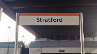 Full Journey on London Overground from Clapham Junction to Stratford