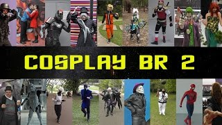 Cosplay BR 2 | Pharrell Williams - Happy Parody [HD]