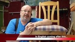 Chair repair - Tuolin korjaus