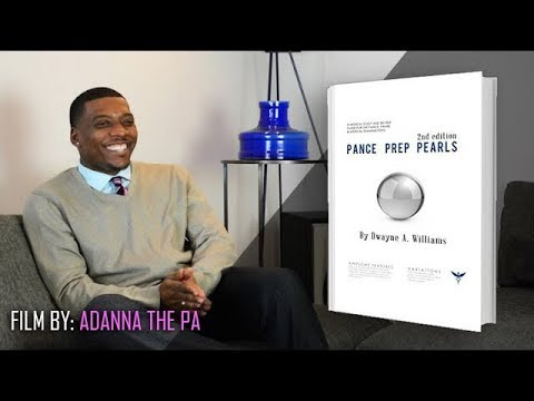 True Life || From Physician Assistant to Best Selling Author  (Pance Prep Pearls)