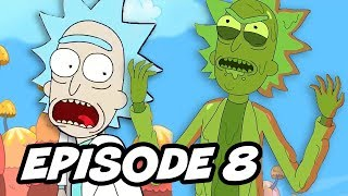 Rick and Morty Season 3 Episode 8 Theory