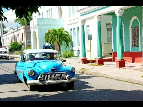 Cienfuegos CUBA, Part 1, Entering the HARBOR and around the CITY. Viking 1st cruise to Cuba