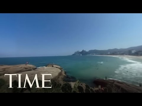 Rio De Janeiro Sights And Sounds In 360 | 360 Video | TIME