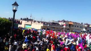 Carnaval de tenancingo tlaxcala domingo 2016