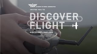 AMA Welcomes You to Discover Flight
