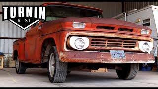 Runnin On Empty Teaser | Turnin Rust