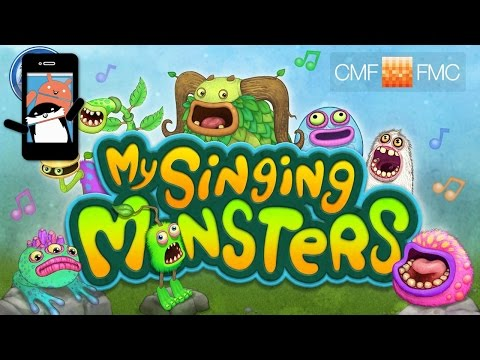 My Singing Monsters [Android] Хор уродов с Леммингом и Банзайцем