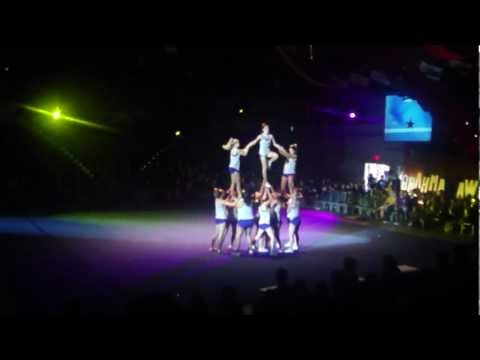 DBHS Performing Arts Rally-2012/2/24-Cheerleaders