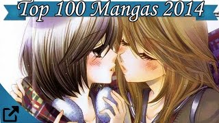 Top 100 Mangas 2014 (All the Time )