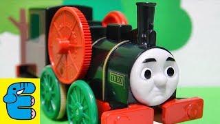 きかんしゃトーマス テコロでサウンドプラレールセオ 分解してみた Thomas and Friends Sound Plarail Theo Decomposed [English Subs]
