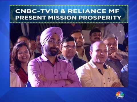 CNBC-TV18 Excl: Reliance MF Mission Prosperity Event (Panel 2/Part 3)