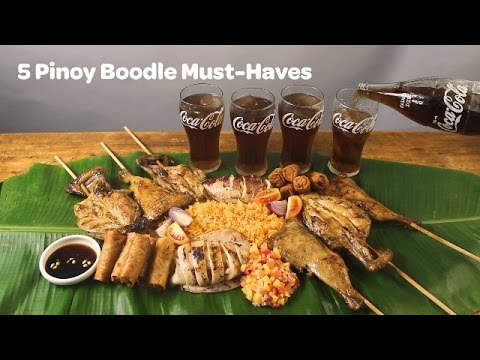 5 Things Every Pinoy Boodle Must Have