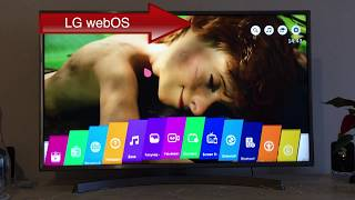 Lg 43 Uk 6950 Plb 4k Uhd Youtube