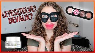 Beauty újdonságok tesztelve - Beválik? | Viszkok Fruzsi