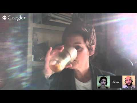 Awesome Ocean Live Q&A - Conservationist and Emmy Nominated Actress Carolyn Hennesy