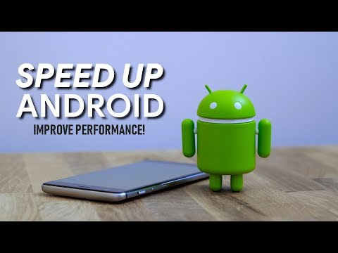 How To Speed Up Android For Better Performance!