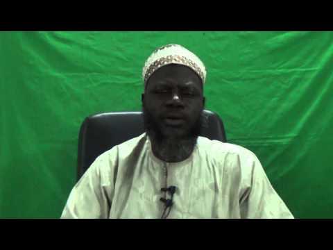 Tafsir Al Anfal 51-53 Les problemes conjugaux nombreux ces temps ci 15-11-2014 Oustaz Oumar Sall