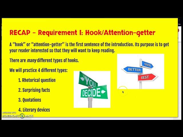 explanatory essay introduction