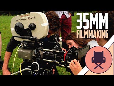 Making A 35mm Short Film | Lab & Scanning Process