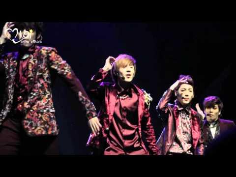 [Fancam]130413 Don't Touch my girl (Minwoo Forcus) - BOYFRIEND 2013 Asia FM in Guangzhou