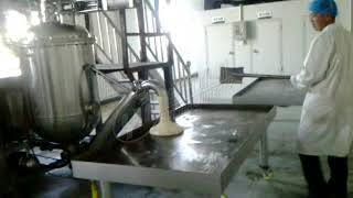 YX300 SOFT TOFFEE CANDY MILK CANDY PRODUCTION LINE VIDEO