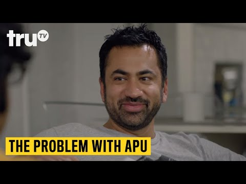 The Problem with Apu  Kal Penn Explains Why He Can't Watch the Simpsons  truTV
