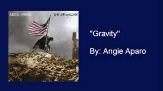 Watch Angie Aparo Gravity video