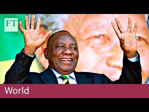 Cyril Ramaphosa: big challenges ahead