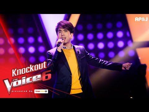 เนท - Toxic - Knock Out - The Voice Thailand 6 - 21 Jan 2018