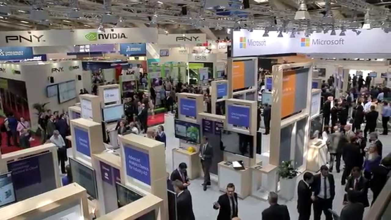 Hannover messe 2016 youtube for Wohndesign messe 2018