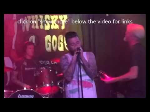 ADEMA played 1st show since reuniting at Whisky A Go Go  May 24 2017