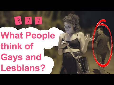 What People Think Of Gays And Lesbians? I Baap of Bakchod  Sanjay Vishwakarma