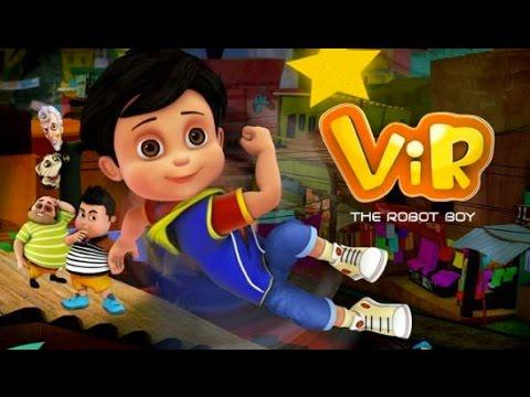 Vir The Robot Boy | Game