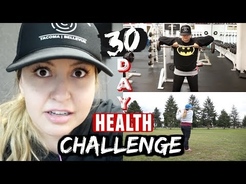 30 Day Health Challenge | Weight Loss Series