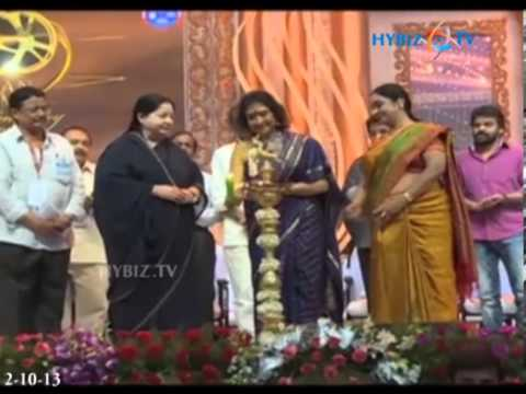 100 Years Indian Cinema Centenary Celebrations Chennai 2013 Travel Video