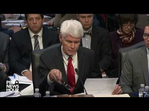 WATCH: Senate Finance Committe markup of GOP tax reform bill