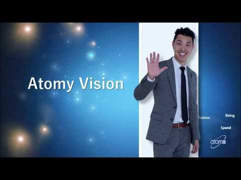 Atomy 애터미 艾多美 - Atomy Vision - Park Joo Young STM - English