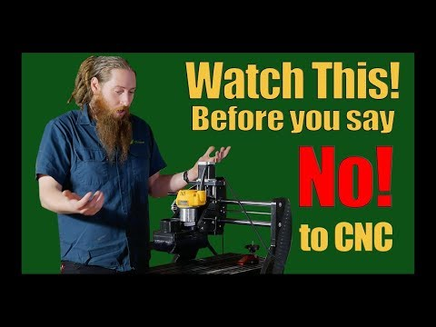 CNC in the Workshop – Is it for You?