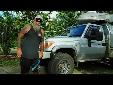 Homemade Boat Loader & Mangrove Jack Trailer