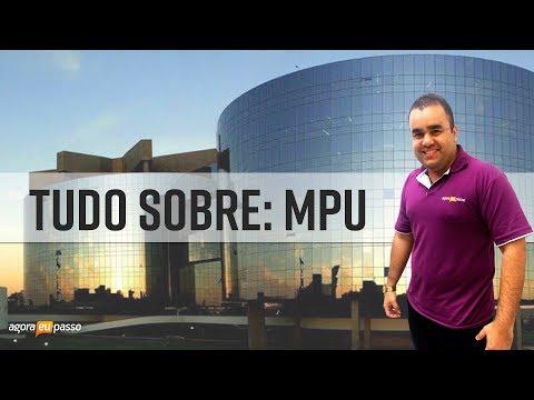 Tudo sobre o Concurso MPU - Prof. Lucas Neto - Curso Agora Eu Passo