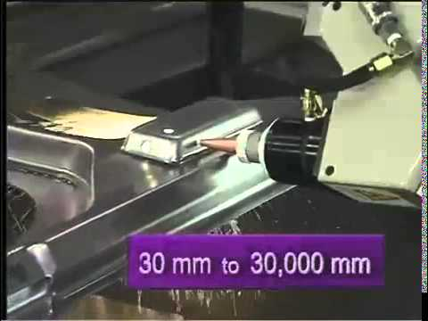 KOMATSU NTC TLM series laser cutting systems