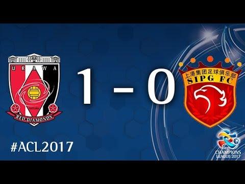Urawa Red Diamonds vs Shanghai SIPG (AFC Champions League 2017: Semi-finals – 2nd Leg)